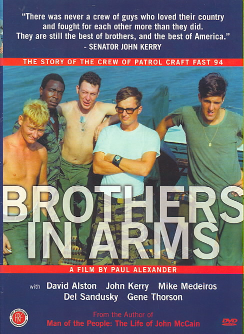 BROTHERS IN ARMS BY KERRY,JOHN (DVD)